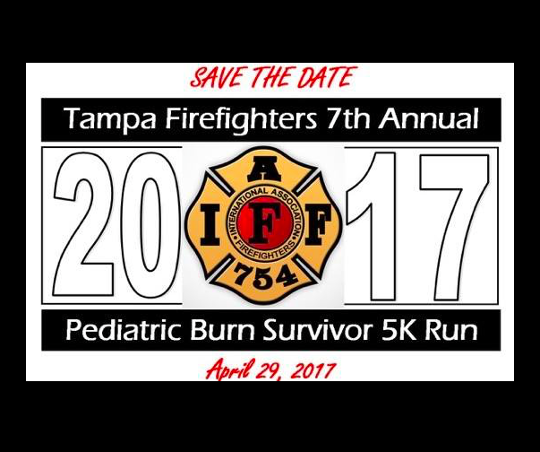Tampa Bay Firefighters 5K