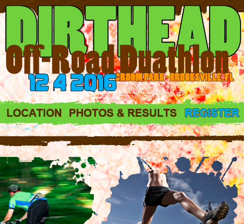 Dirthead Duathlon