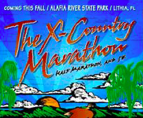 X-Country Marathon, Half, 5K