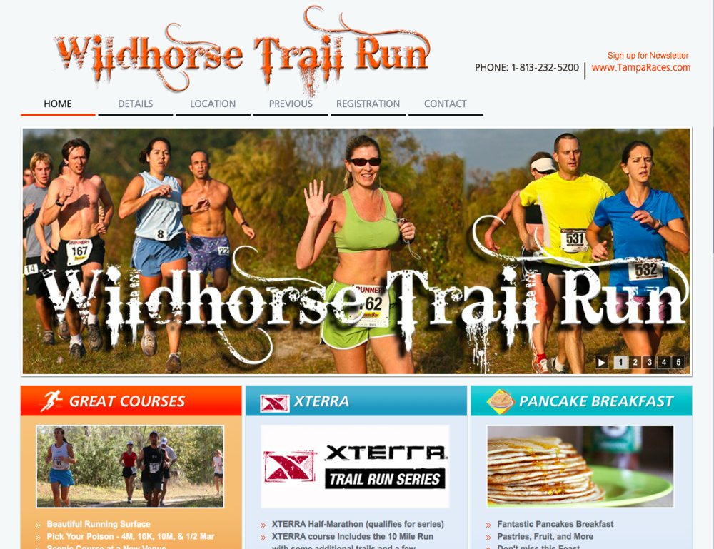 Wildhorse Trail Run