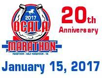 Ocala Marathon, Half Marathon