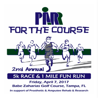Parr For The Course 5K & 1 Mile