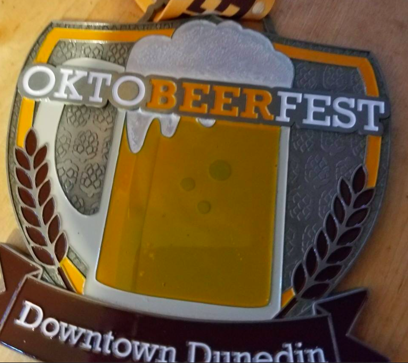 Octoberfest Dunedin Original Craft Beer Run
