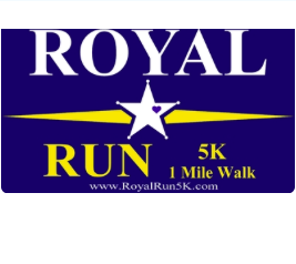 Royal Run 5K, 1M