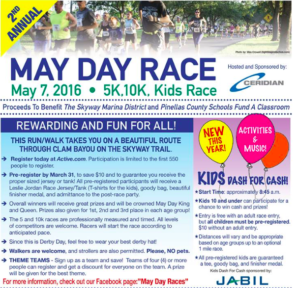 May Day Race