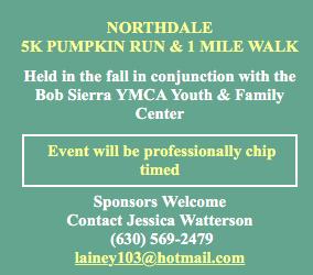 Northdale Pumpkin 5K