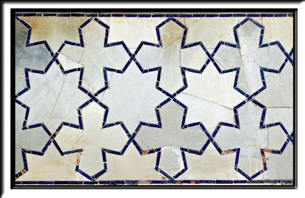 Religious symbols, Samarkand