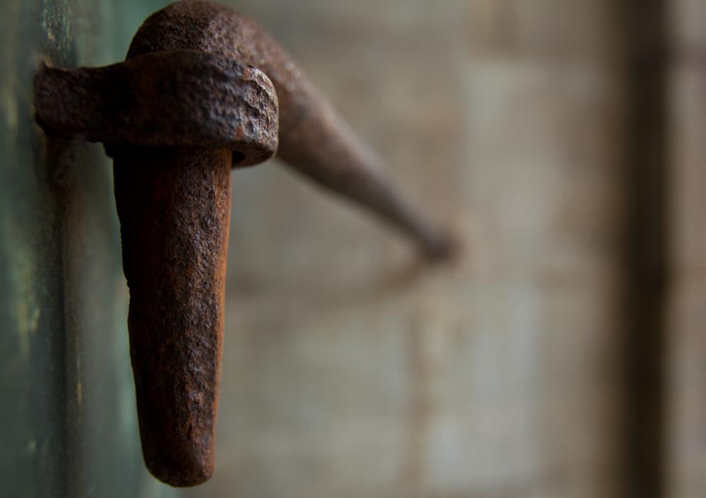 Rusty bolt, Istanbul