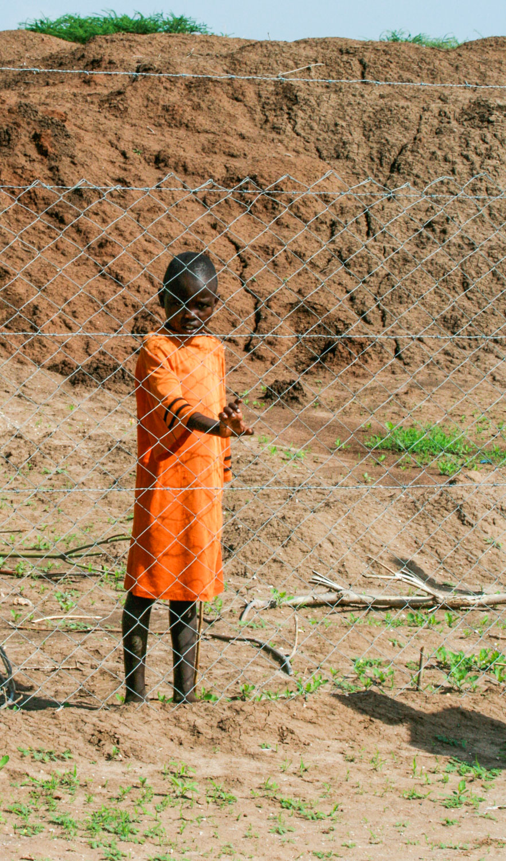The barrier, Kenya