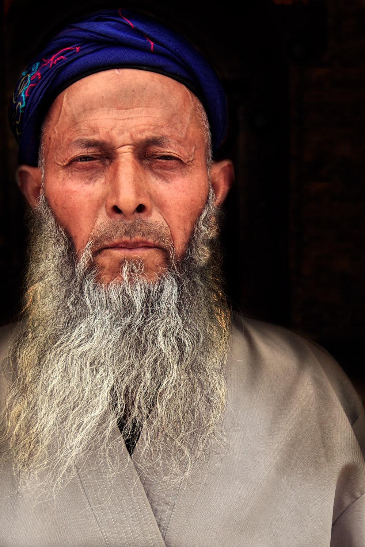 The Uzbek sheikh