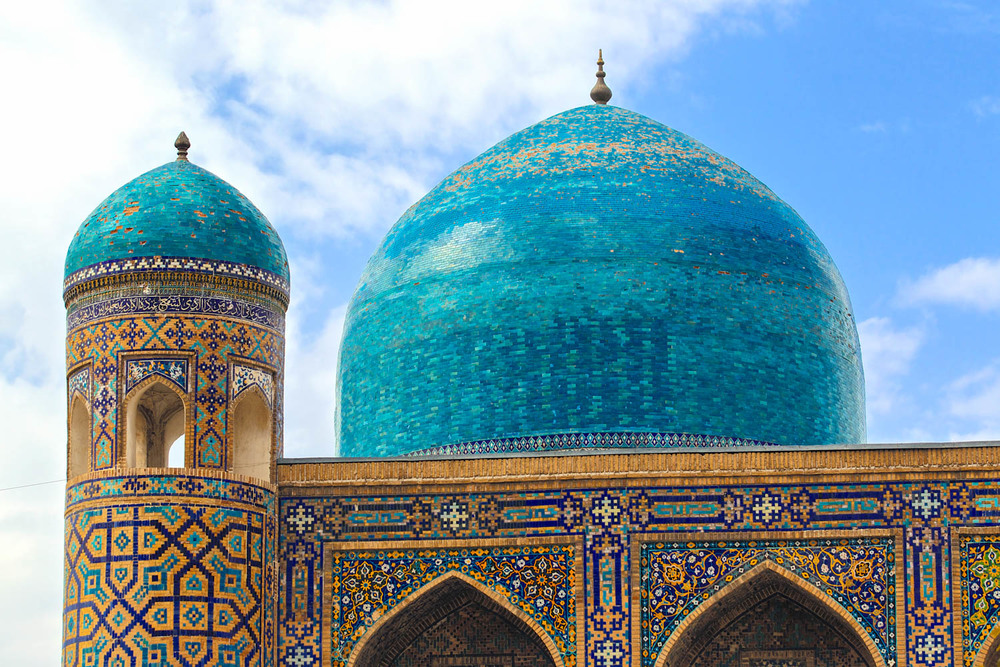 Mosques of Samarkand