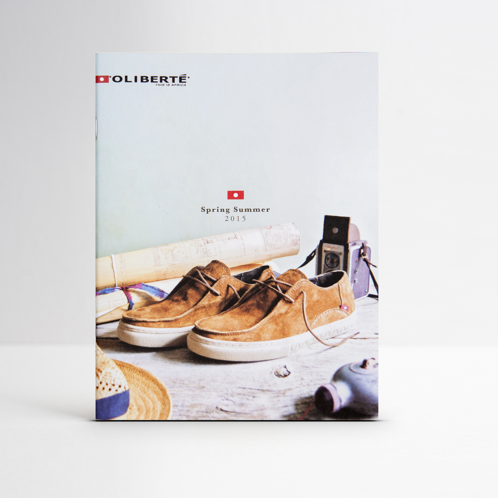 Art Direction, Photography & Design of Spring/Summer 2015 Catalogue