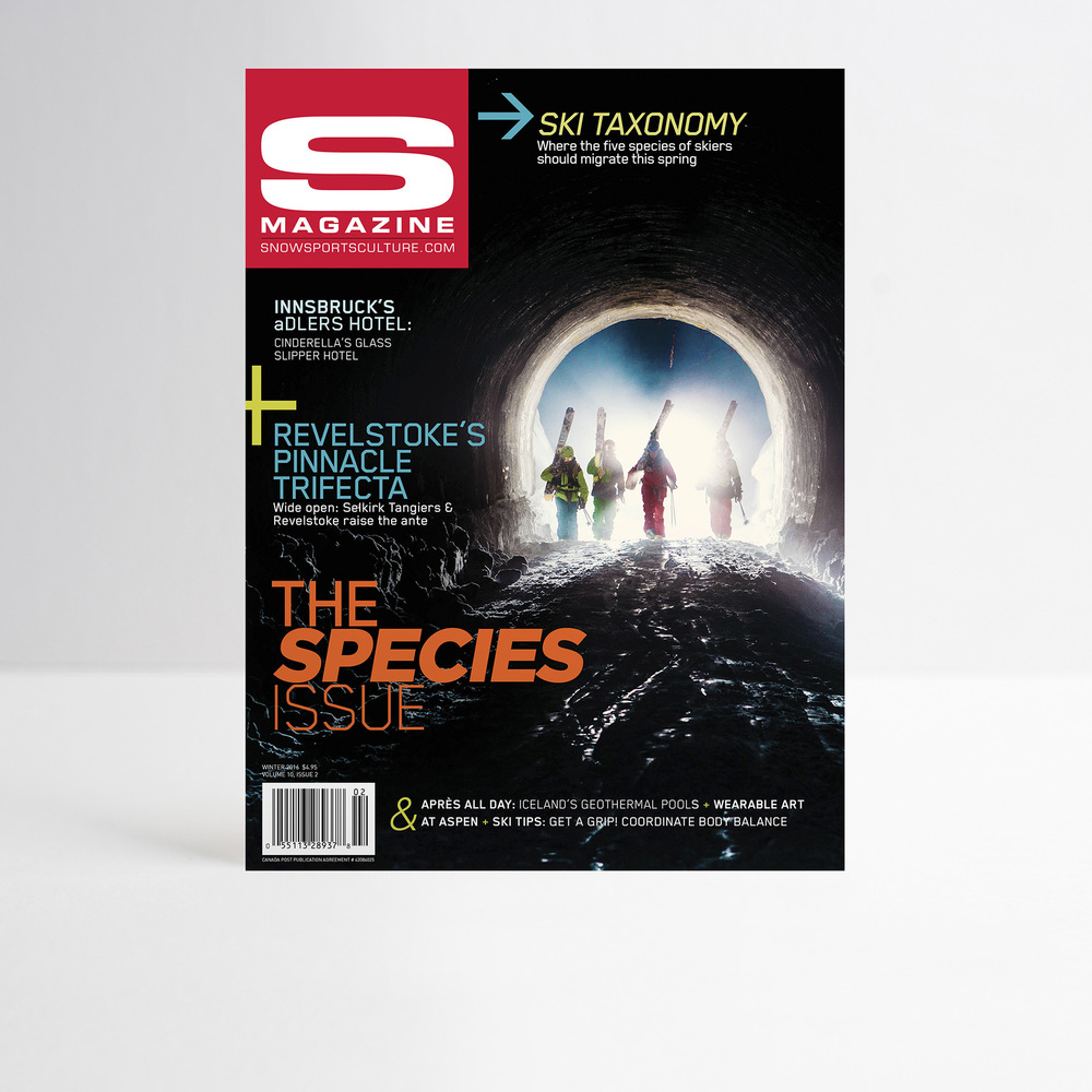 WINTER 2016 | THE SPECIES ISSUE