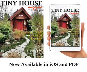 For all of those interested in really small spaces, check out Tiny House Magazine & the wildly popular Tiny House Blog. Hey, you can even read about THE small HOUSE CATALOG while you're there!