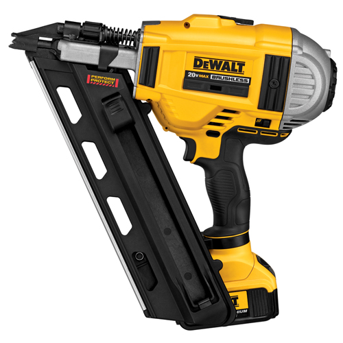 THE small HOUSE CATALOG used a DeWalt Battery Framing Nailer. Read the review to help you decide if you should use one too.