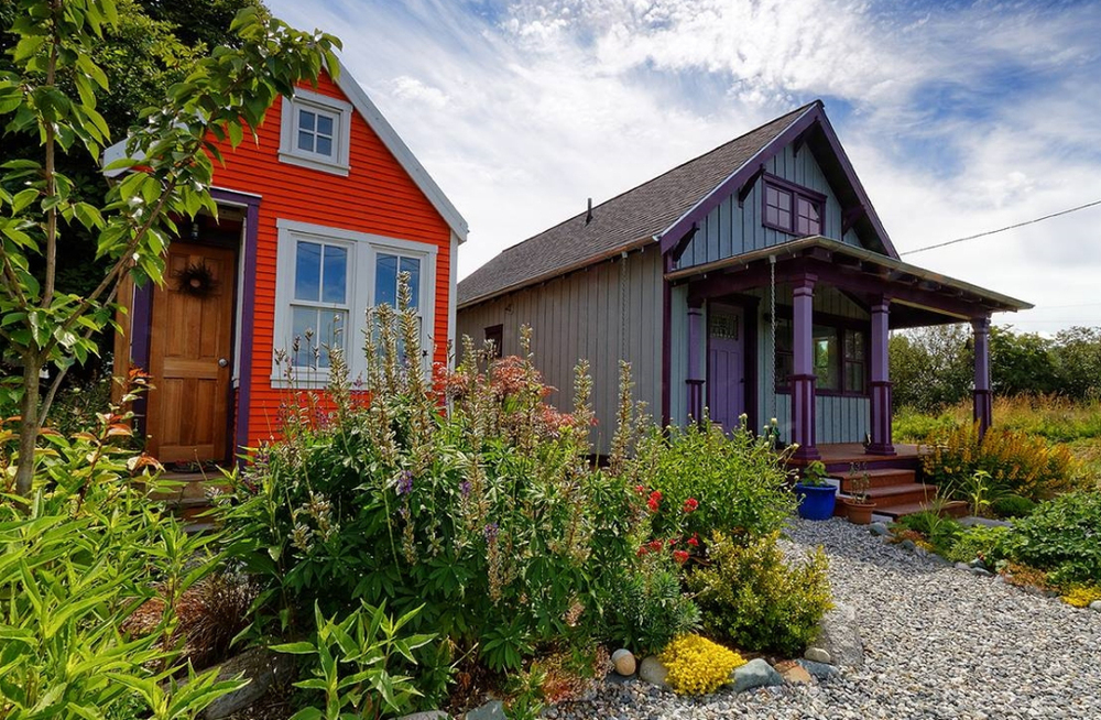 Tiny House or Small House? -
