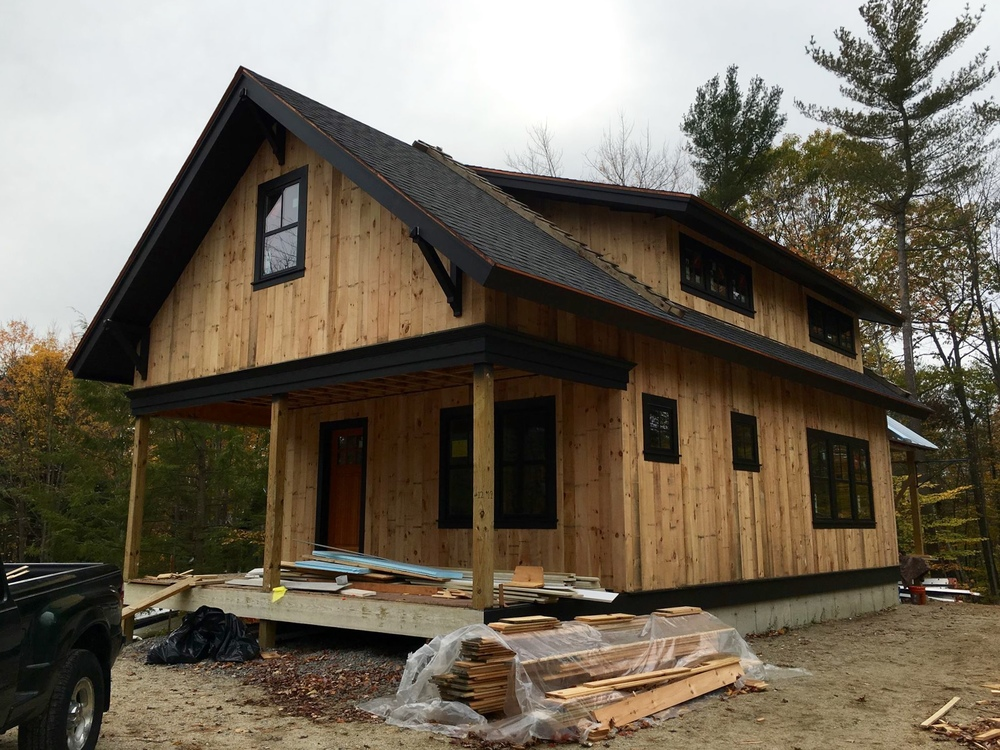 Madrona under construction 2015-16 in Mass.