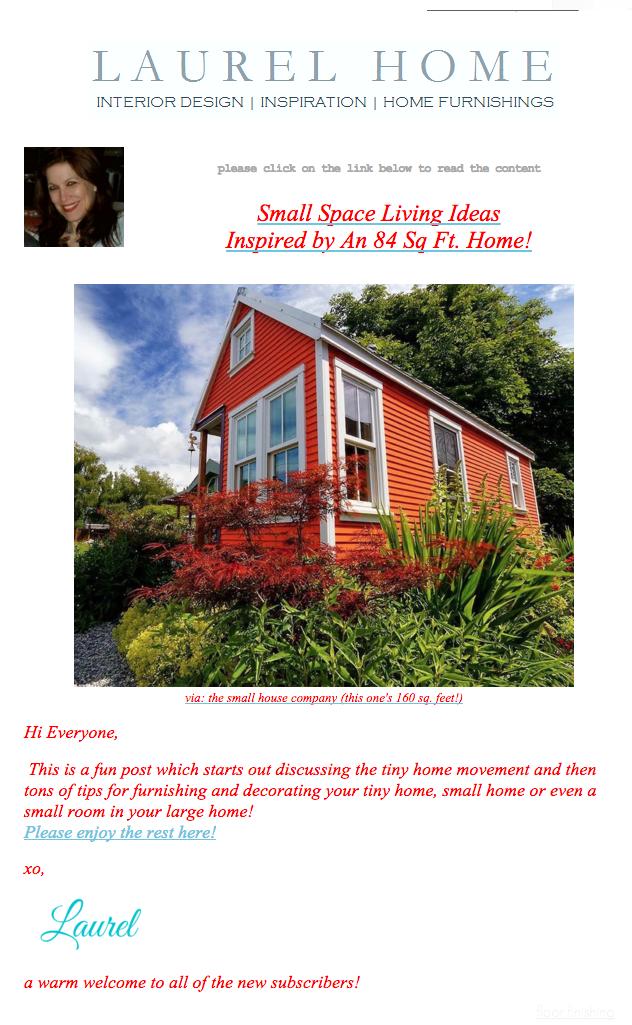 Laurel Home Blog