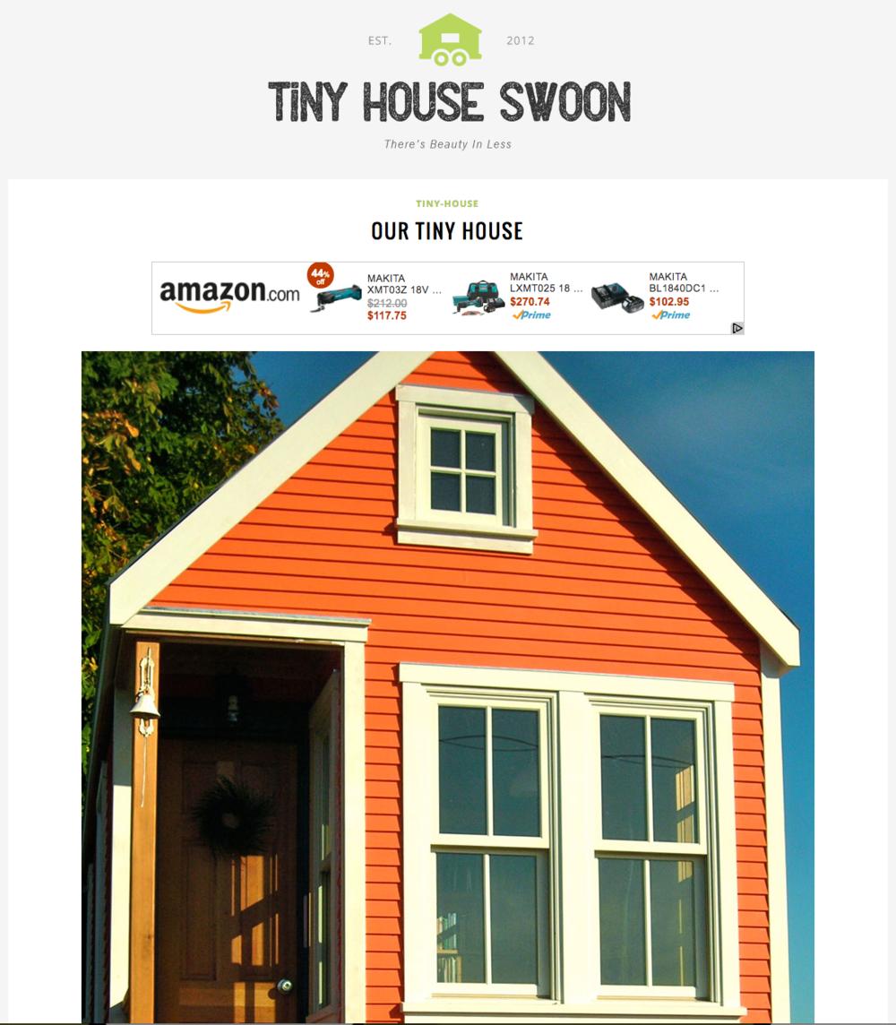 Tiny House Swoon