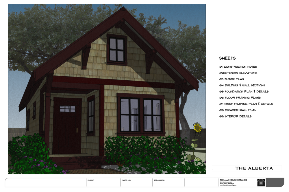 One, Bedroom, One Bath, Single Floor Small House Living All Under 500  Square Feet!
