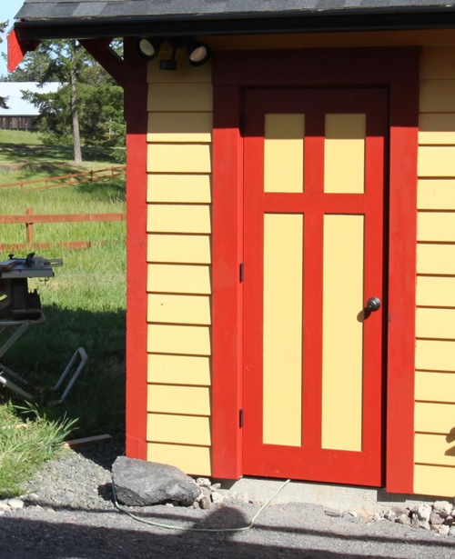 Doors Galore And Siding No More The Small House Catalog