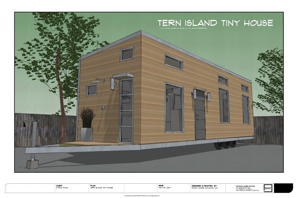 Tern Island Tiny House Free Version THE small HOUSE CATALOG