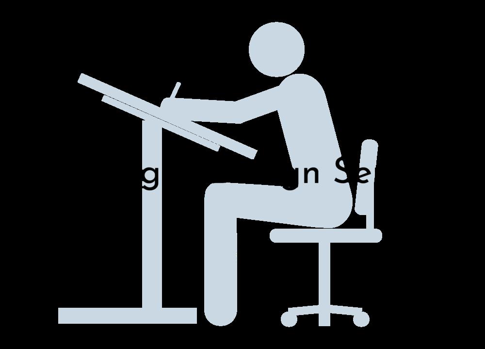 drafting & design logo