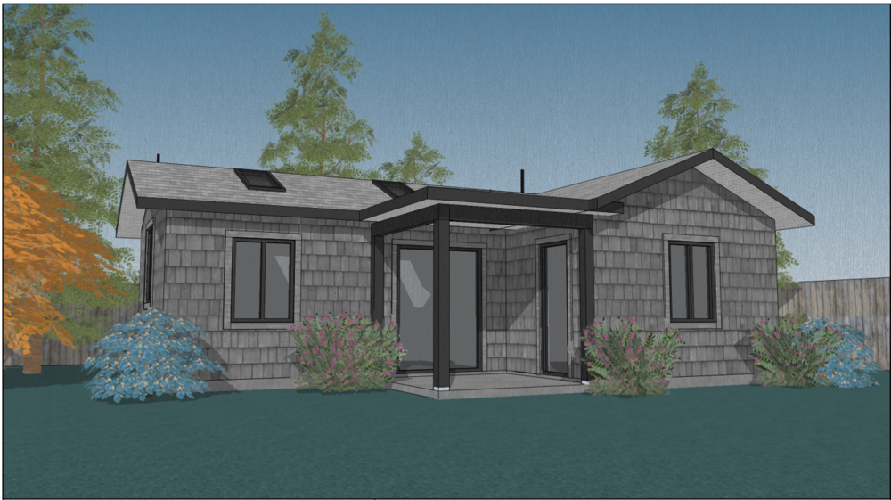 Skyway Cottage - One bedroom accessory dwelling unit...learn more.