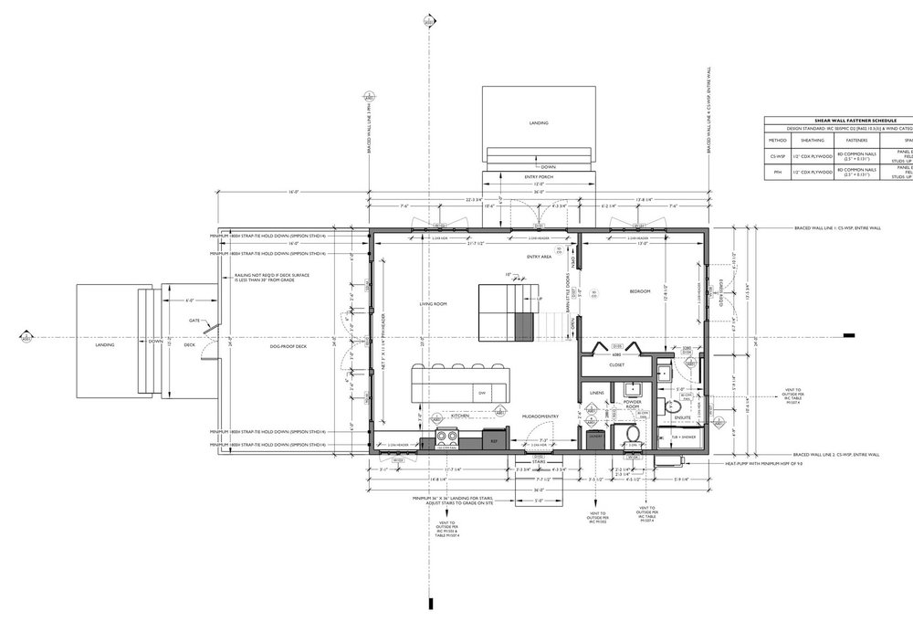 Loft house plan Two Story 64 Loft House Plan The Small House Catalog 64 Loft House Plan The Small House Catalog