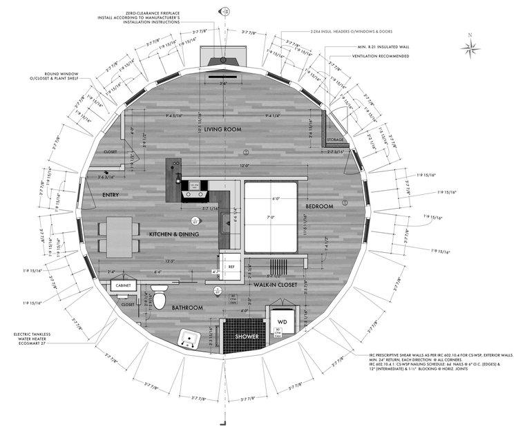 No 27 Round House