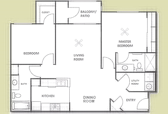 See Floor Plans of Our Apartments >>