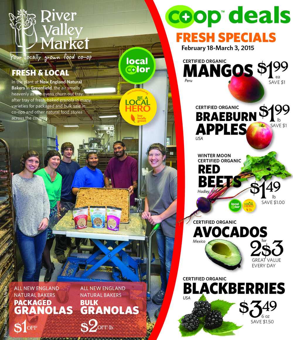 Fresh Specials, February 18-March 3, 2015
