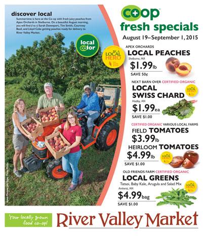 Fresh Specials, August 19 - Sept 1