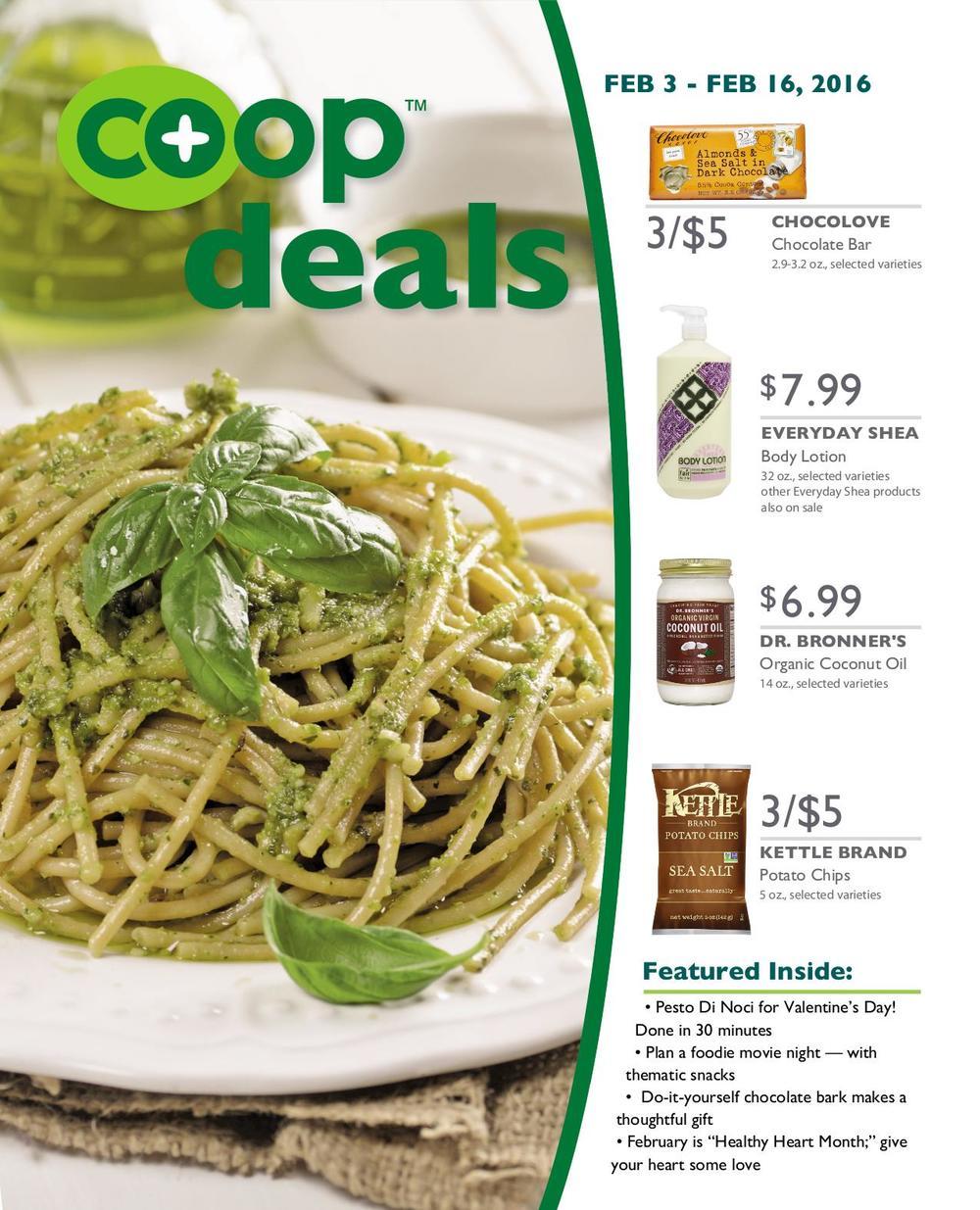 Co+op Deals February 3 – 16, 2016