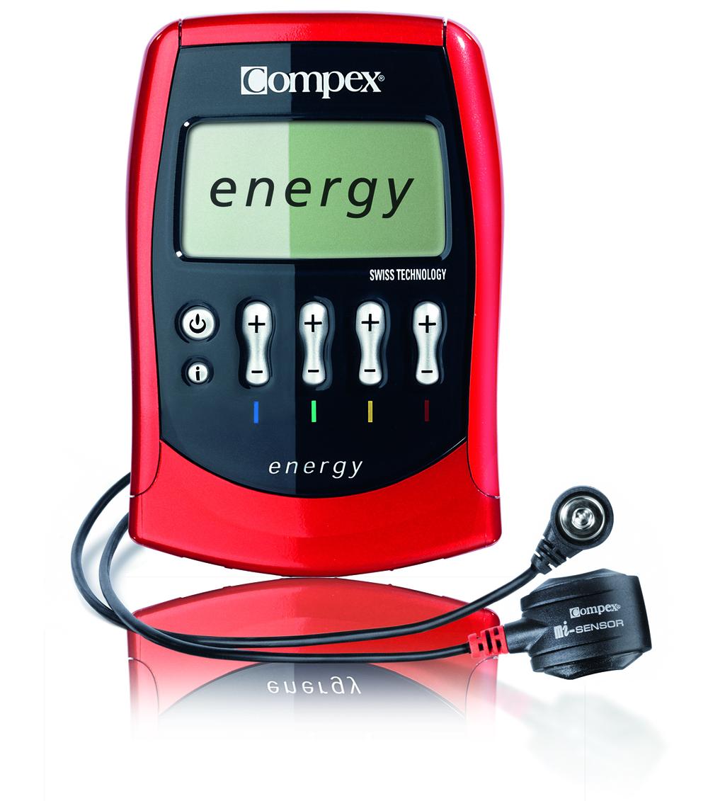 COMPEX - ENERGY MI READY + SENSOR
