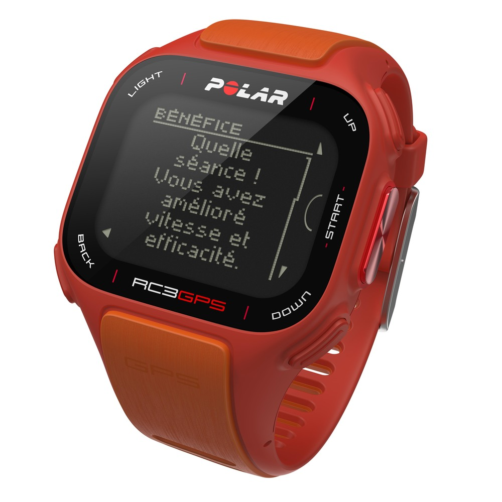 POLAR - RC3 GPS Red