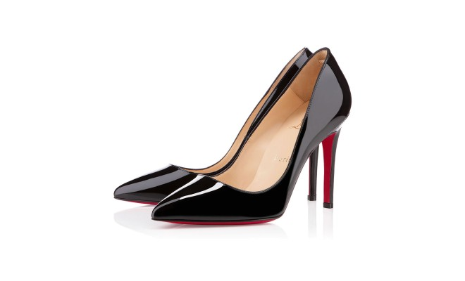 LOUBOUTIN PIGALLE VERNIS