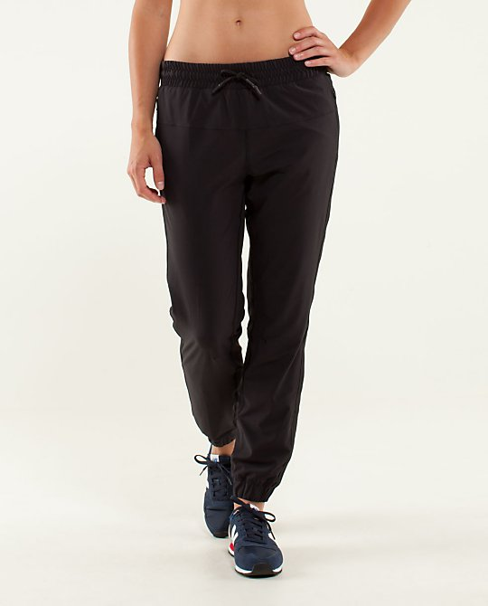 LULULEMON - Women - Track to Reality Pant 108 $ - http://shop.lululemon.com/products/clothes-accessories/pants-run/Track-To-Reality-Pant?cc=0001&skuId=3515918&catId=pants-run