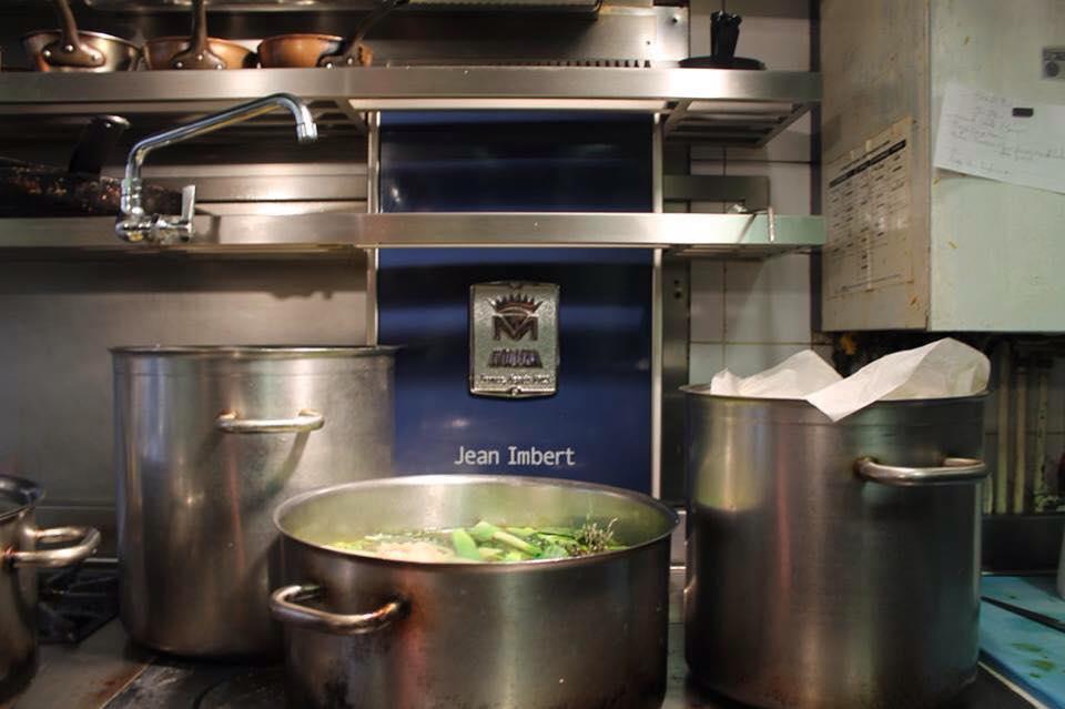 La cuisine de Jean Imbert - Crédit @The_Prune
