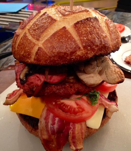 Defibrillator Sandwich