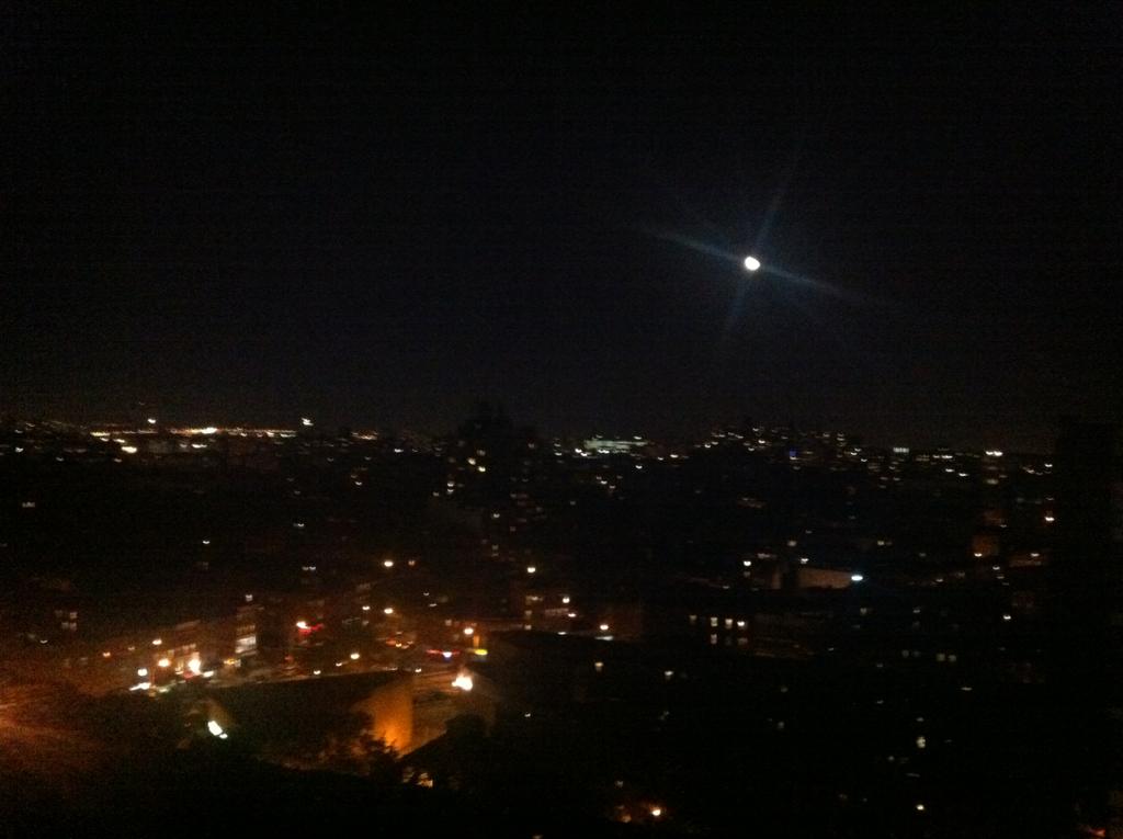 Good night moon - Brooklyn.