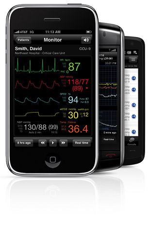AirStrip Technologies > About AirStrip Technologies     FDA approved iPhone app / medical device.