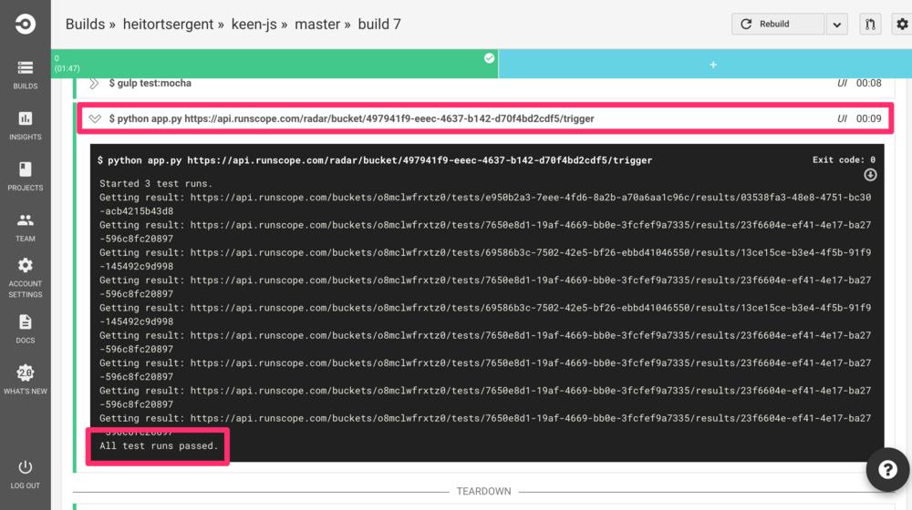 Runscope Blog - API Monitoring and Testing
