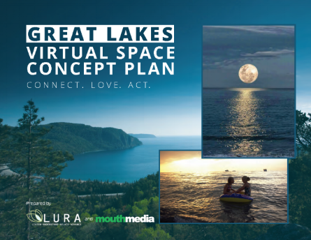 Great Lakes Virtual Space Concept Plan cover
