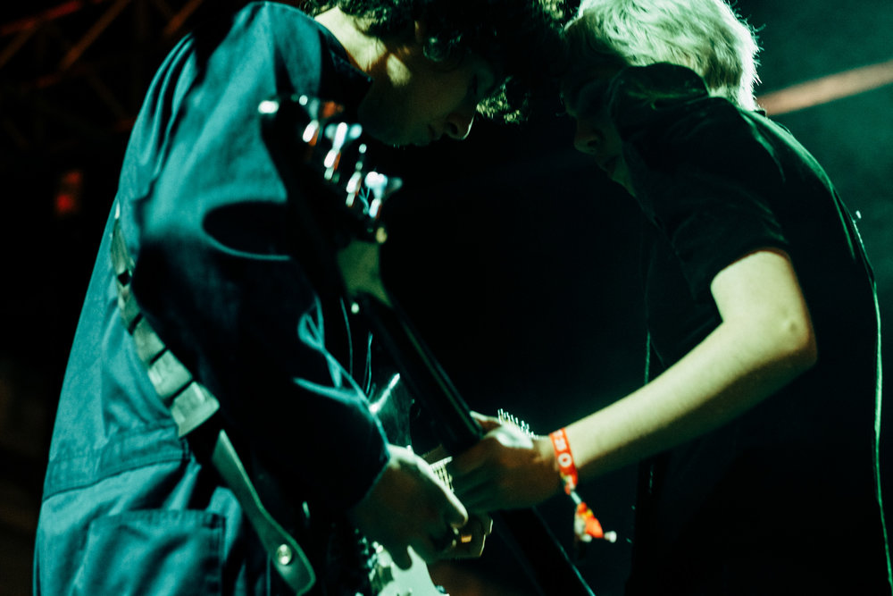 Sunflower Bean, Mexefest 2016