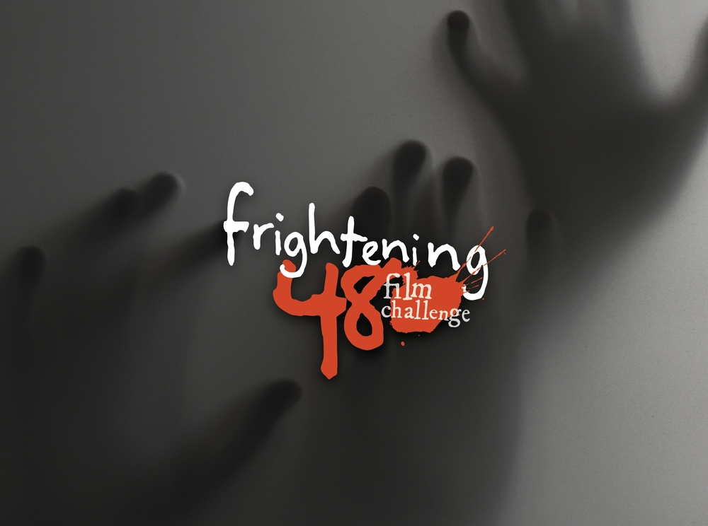 PRIMAA Frightening 48 Event Branding