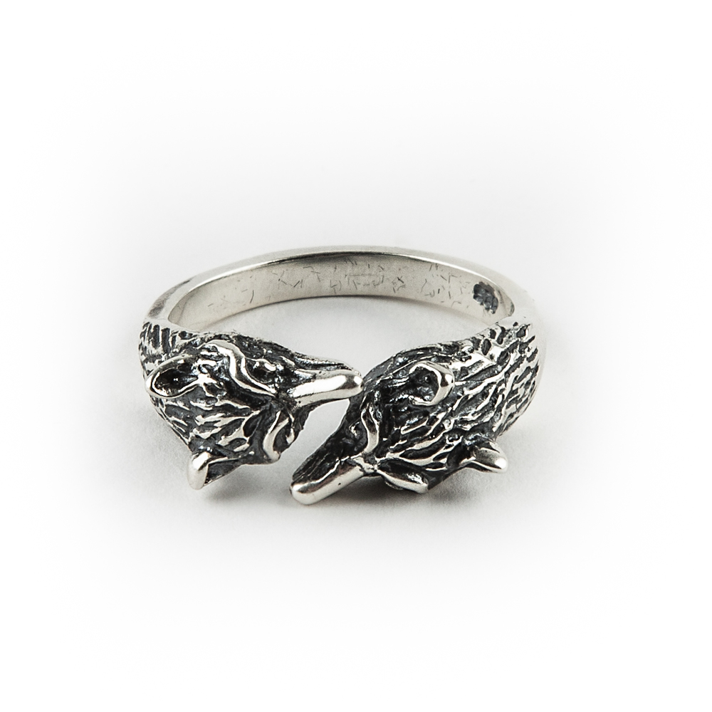 Wolf pack ring - photo#18