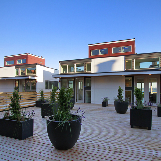 OLYMPIC TOWNHOMES