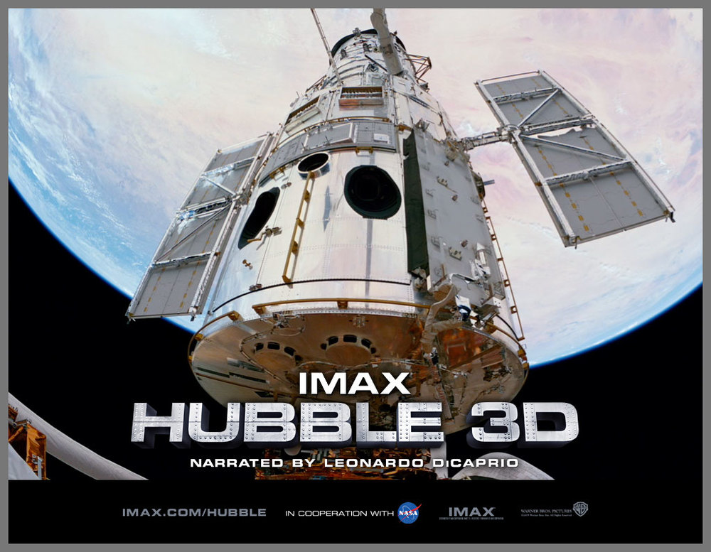 """IMAX: Hubble 3D"" movie-making partnership"