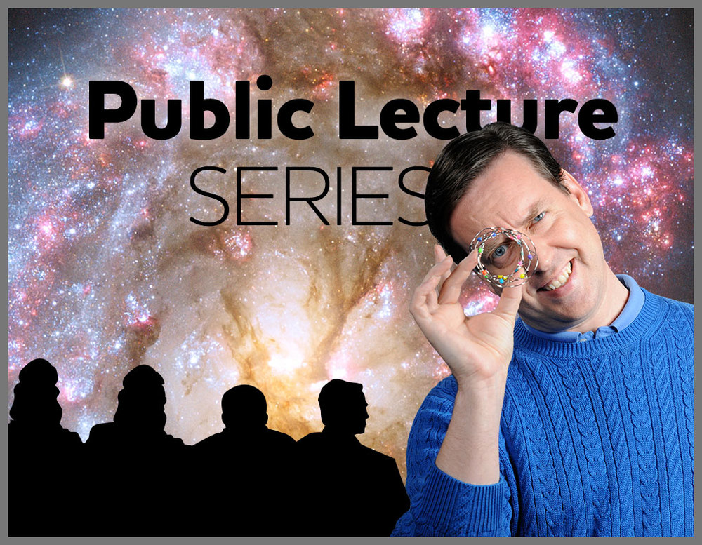 """Public Lecture Series,"" a monthly recap of Hubble discoveries"
